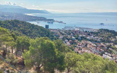 Exploring Split, Croatia
